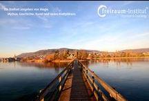 Hypnosetherapie am Bodensee + Hypnoseausbildung (NGH™) Schweiz Deutschland / Am freiraum-Institut (FRI) in Stein am Rhein (Kanton Schaffhausen) unterhalb des Bodensee, bieten wir unseren Kunden seit über 10 Jahren Humanistische Psychologie und Coaching an. Ferner kommen zu uns Menschen aus Zürich, Thurgau, St. Gallen, Schaffhausen, Radolfzell und Singen zur körperbasierten Hypnoseausbildung mit internationaler Zertifizierung durch den weltweit ältesten und größten Hypnosedachverband (NGH™).  Weitere Standorte: Würzburg, Dortmund, Bottrop, Soest, Konstanz und Freiburg.