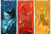 Mortal Instruments: City of.