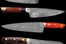 Chef's Knives / Tools of the trade