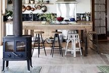 Kitchens / It's where the REAL magic happens