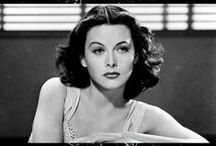 Classic Beauty / Beautiful women of old Hollywood and beyond.  / by Katrina Winchell