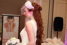 B.a.D Bridal / Bridal Updos by our B.A.D. Team. All updo's on this page has been done by one of our talented stylists at Brown & DeLine