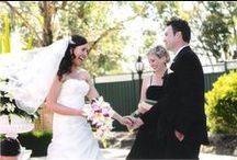 Celebrations & Testimonials / Some of the celebrations where I have been fortunate enough to be the officiating celebrant.