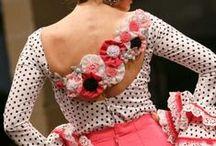 Camisas flamencas 2016 - No solo de trajes vive la flamenca / Selección de las camisas flamencas vistas sobre las pasarelas este año 2016.