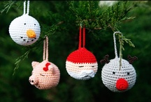 Crochet Christmas & Crafts / by crochet crazy