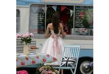 Handmade outdoor wedding