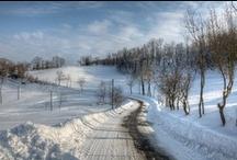 Snow / by Giorgio Galeotti