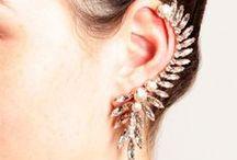 Earrings and stuff