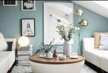 Interiores que te van a gustar / Espacios que son un deleite para los sentidos y nos sirven de inspiración.
