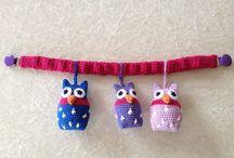 My crochet projekt and designs