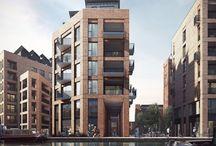 Urban | dense housing / Apartments