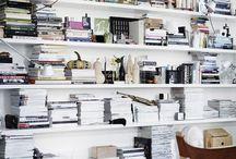Interior | bookcase ideas
