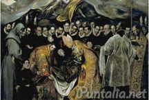 El Greco / En esta sección podrás ver las imágenes en alta calidad de nuestros gráficos de punto de cruz del Greco en HD.