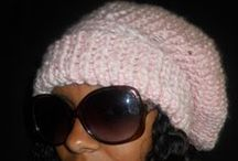 Crochet Hat - Oversized Hat / #CROCHET PATTERN DESCRIPTION: Cap your winter wardrobe with these Oversized hatz.  Super Oversized, Perfectly Oversized and Gently oversized…you pick! All 3 hats are very stylish, quick to make and can be completed within a couple of hours! / by Crochet by GuChet