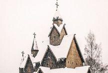 Medieval | shacky houses