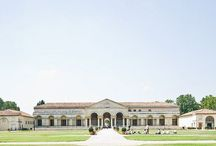 Medieval | Palladian / #Classical #flamboyant #golden #Italian #Leo #palladio #Palazzo #riviera #Roman #Rome #solar #sun #symmetry #venetian #veneto #venezia #venice #warm