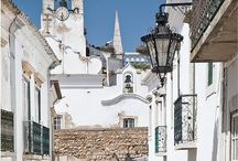 Medieval | white medina / White-washed houses of the Arab and Greek quarter #Andalusia #Arab #facade #Greek #houses #Islam #medieval #Morocco #quarter #white-washed