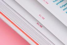 design | editorial ✚ / by Ehider