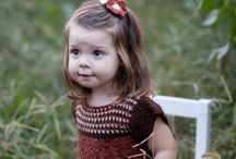 Crochet clothing for toddlers