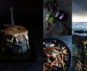 Food Photography Storytelling / Examples of beautifully assembled, inspiring + thoughtful #food photography STORIES by triptych or other. These collections flow into a beautiful synergy of things....    |    #foodphotography   | #foodstyling