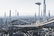 Urban | utopia / Optimistic future