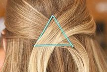 Hairstyles / Always watching out for new and interesting hairstyles related to hair accessories for girls and women.