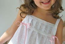 Cositas para coser / Vestidos niñas y otros