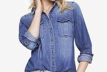 Don't Go TOP-less! / Tops and blouses for all occasions