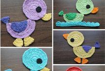 Children's Crochet / by Crochet by GuChet