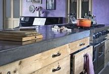 Kitchens / In everybodies life kitchens are one of our main prívate spaces where we spend much time.
