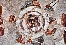 Cartagena. Barrio del Foro. Edificio del Atrio. / Photo Travel History Art Architecture Archaeology Fotografía Viajes Historia Arte Arquitectura Arqueología