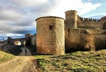 Castillo de Almenar. Siglo XV. Soria. / Photo Travel History Art Architecture Fotografía Viajes Historia Arte Arquitectura