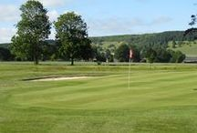 Golf at Eastwell Manor / Situated within the grounds of Eastwell Manor, the golf course is a delightful 2132 yard par 32 USPGA standard course.