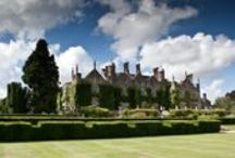 Eastwell Manor / Step over the threshold and be welcomed into our AA 4 Red Star Country House Hotel.