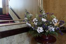 Floristry at Eastwell Manor