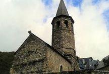 Era Mare de Diu deth Ròser d'Aubert. Siglos XII-XVIII. LLeida. / Photo Travel History Art Architecture Fotografía Viajes Historia Arte Arquitectura