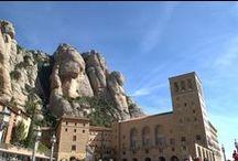 Basílica de Montserrat. Barcelona / Photo Travel History Art Architecture Fotografía Viajes Historia Arte Arquitectura