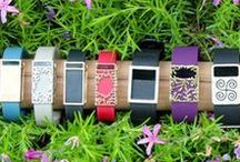 bytten for Fitbit Charge & Charge HR & Charge 2 / Is your Fitbit Charge, Charge HR or Charge 2 in need of a style upgrade? If you want to look good while doing squats AND killing it at work, #getbytten and transform your functional looking fitness tracker into a chic piece of jewelry. The ultimate fashion accessory. Available designs: slides, frames and stacks!