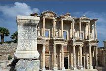 Éfeso. Turquía / Photo Travel History Art Architecture Archaeology Fotografía Viajes Historia Arte Arquitectura Arqueología