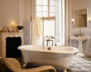 Traditional Style Bathrooms / Here you will find a collection of C.P. Hart's favourite traditional style bathrooms.