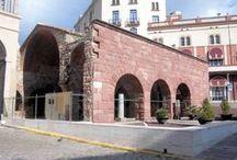 Termas Romanas de Caldes de Montbui. Siglo I ac. Barcelona / Photo Travel History Art Architecture Archaeology Fotografía Viajes Historia Arte Arquitectura Arqueología