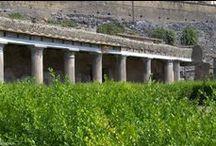 Yacimiento de Herculano. Italia / Photo Travel History Art Architecture Archaeology Fotografía Viajes Historia Arte Arquitectura Arqueología