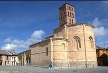 Iglesia de San Lorenzo. Siglo XII. Segovia / Photo Travel History Art Architecture Fotografía Viajes Historia Arte Arquitectura