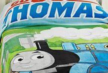 Thomas The Train Room Inspiration
