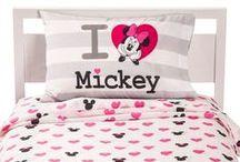 Minnie & Mickey I <3 Mickey Room