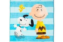 Peanuts Snoopy and Charlie Brown Room Inspiration