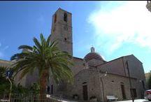 Iglesia de San Paolo. Siglos XV-XVIII. Olbia. Cerdeña. / Photo Travel History Art Architecture Fotografía Viajes Historia Arte Arquitectura