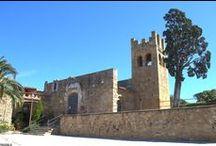 Iglesia y Necrópolis de Sant Esteve de Canapost. Siglos IX - XI. Canapost. Girona / Photo Travel History Art Architecture Fotografía Viajes Historia Arte Arquitectura