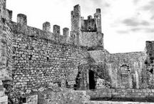 Fortaleza Templaria de Xivert. Alcossebre. Castellón. / Photo Travel History Art Architecture Fotografía Viajes Historia Arte Arquitectura