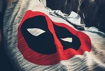 Deadpool Blanket